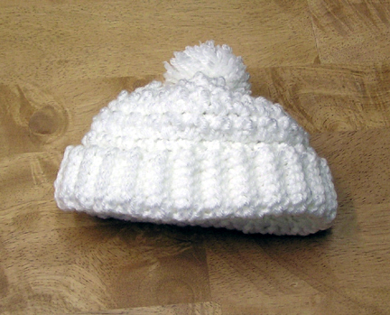 handmade crochet hat for baby boy