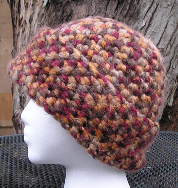 Adirondack Crochet Hat