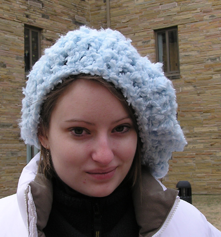 The Angel Crocheted Hat