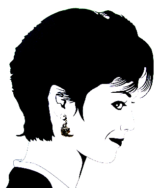 hypoallergenic love chinese symbol earrings