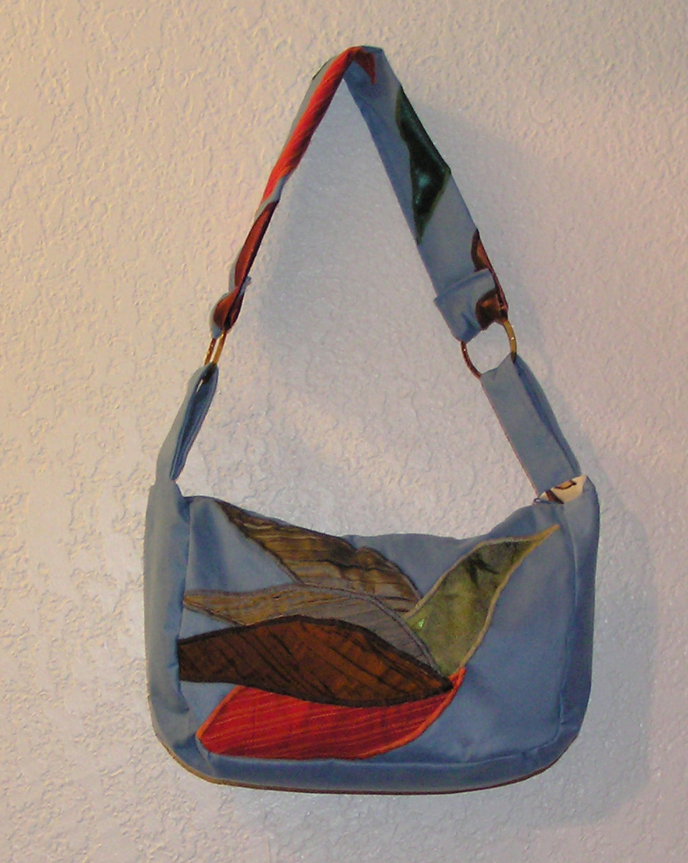 Fly Away Handbag by The Zen Lady