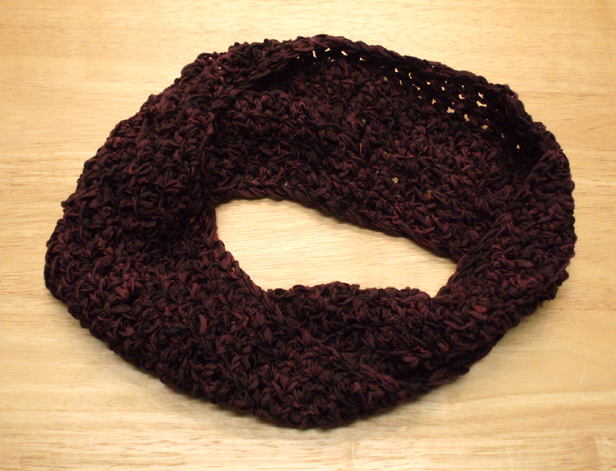 gypsy ribbon mobius scarf