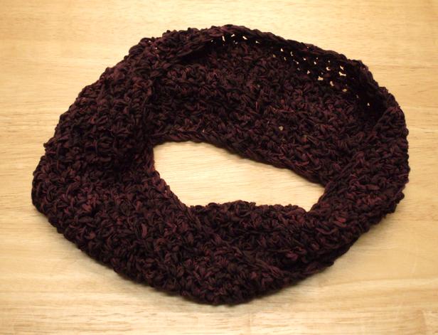 gypsy ribbon mobius scarf