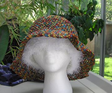 custom summer hat