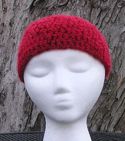 Kufi crochet hat