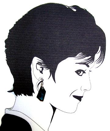 hypoallergenic Swarovski Art Crystal earrings