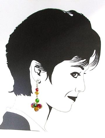 Muskogee Hypoallergenic earrings