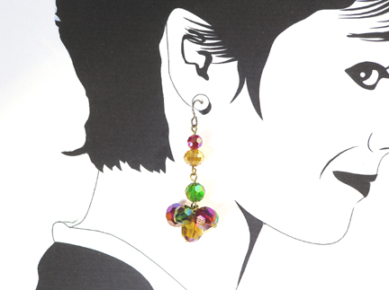 Muskogee Hypoallergenic earrings