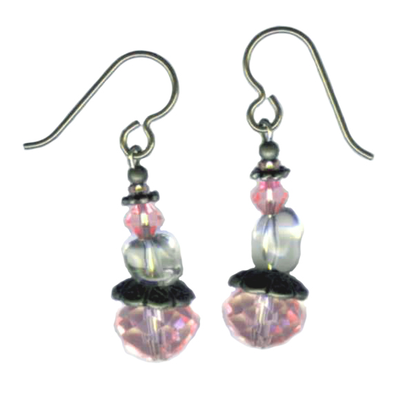 hypoallergenic earrings by O.Squared Jewelry