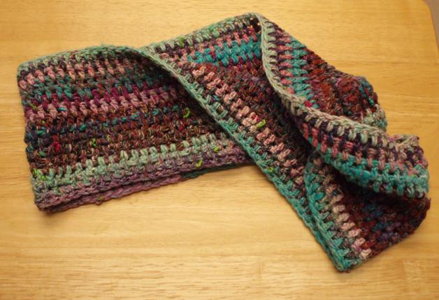phoenix mobius scarf