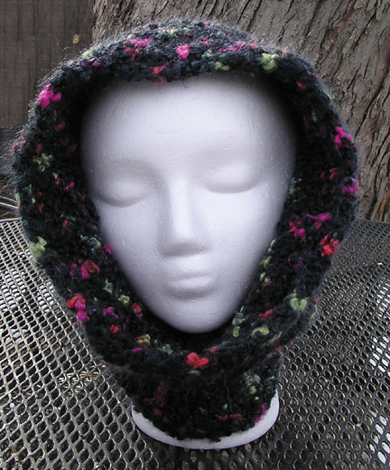 Scorpius Infinity Cowl Scarf view 2