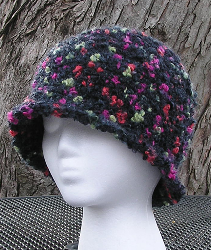 Scorpius Crocheted Hat