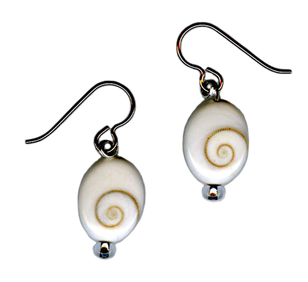 Shiva Eye Hypoallergenic earrings