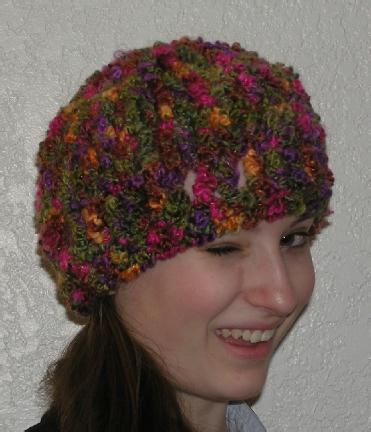 Calypso Crocheted Hat
