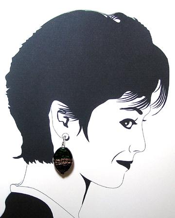 Tonkawa Hypoallergenic earrings