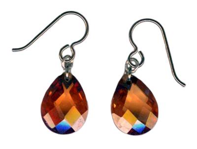hypoallergenic cubic zirconia earrings