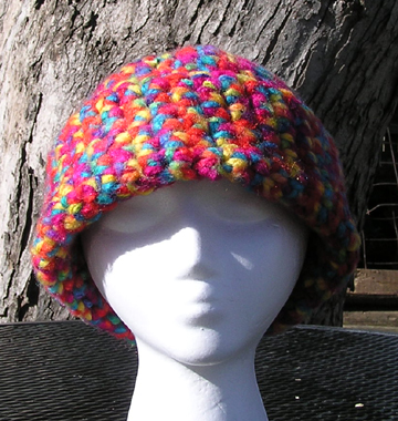 Wichita Crochet Hat